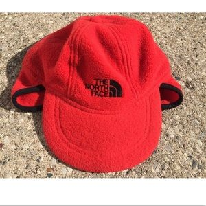 Vintage The North Face Hiking Polyester Winter Hat